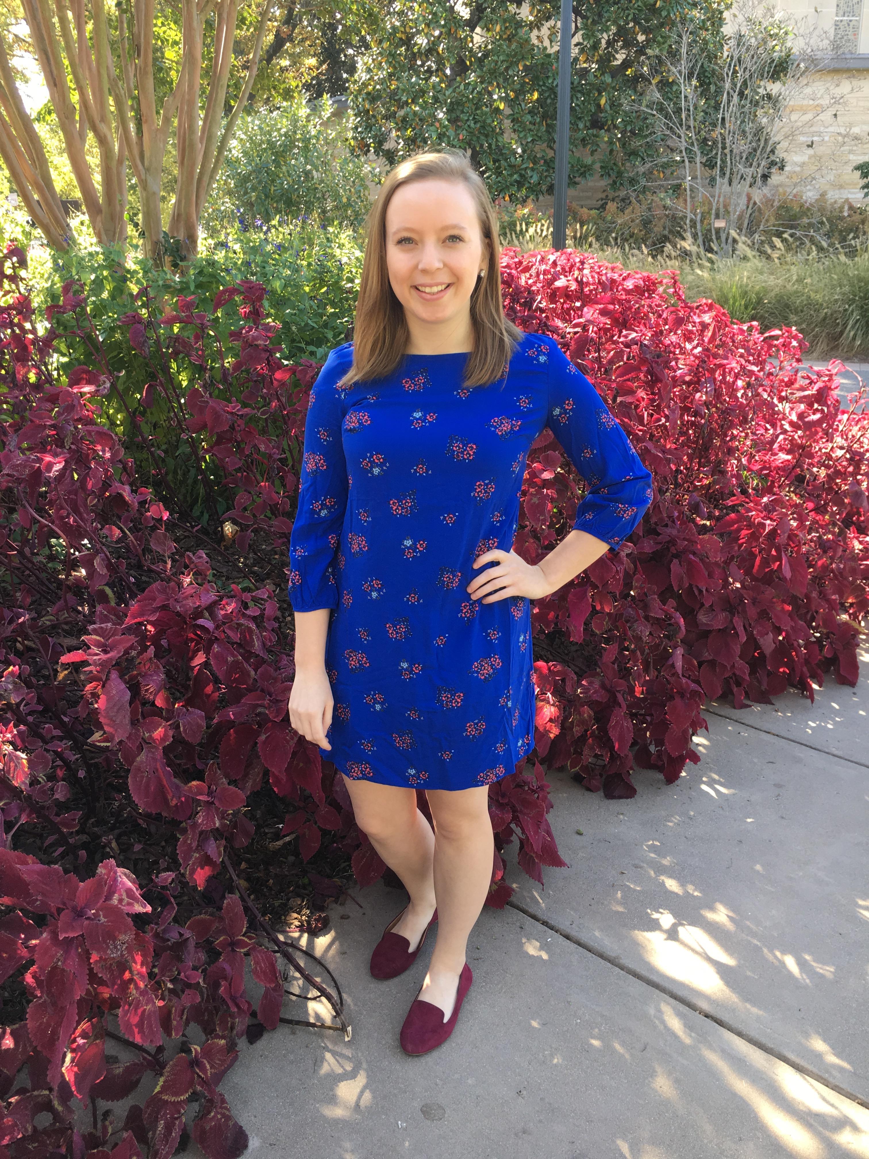 Meet Ellie, Pretty & Fun's new intern.
